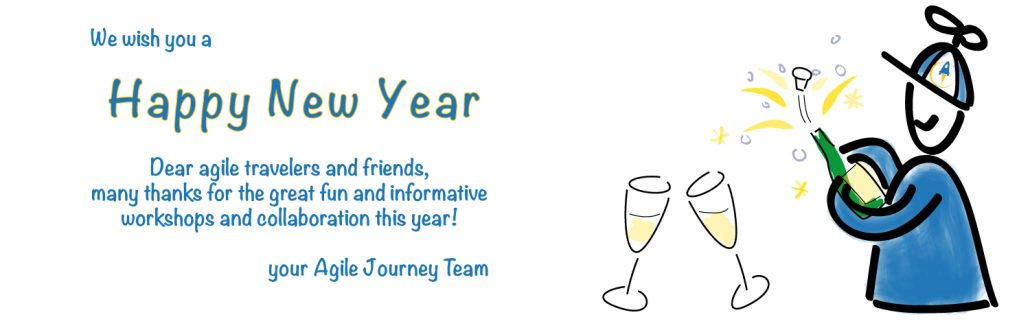 Agile Journey wishes Happy New Year